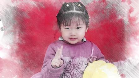 金色童年-2021年春节纪念相册