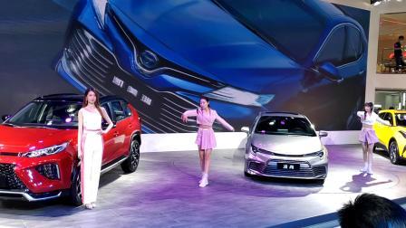 2020第18届广州车展现场歌舞表演15