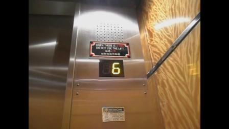 全国最老最快的超高速电梯,位于香港远东金融中心。