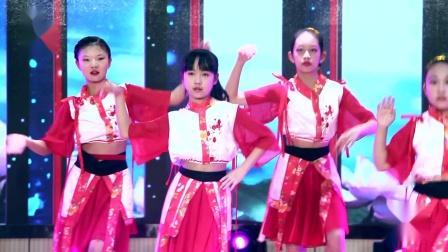 雷杰舞蹈-寄明月-2021少儿春节晚会系列剧目