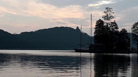 翠湖寒-笛子演奏