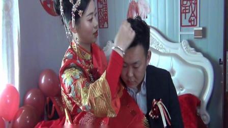 刘成成 刘响丽  婚礼纪念