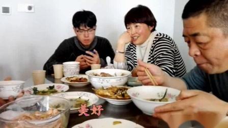 2021.02.18少林献娟来拜年共进午餐
