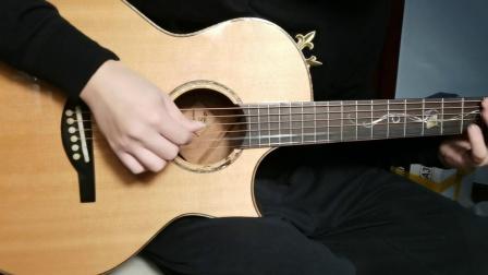 杨楚骁- mellow sunset  乌托邦吉他银杏 视听