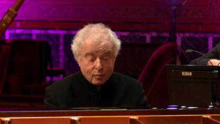 巴赫--D大调第三号钢琴协奏曲,BWV1054(钢琴席夫;协奏洛桑室内乐团)