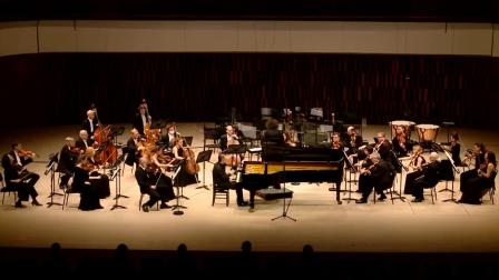 巴赫--F小调第五号钢琴协奏曲,BWV1056(普列特涅夫演奏;Andrey Rubtsov指挥俄罗斯国家乐团)