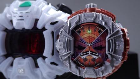 【超练场】被自己的契约兽吃掉了..假面骑士剪蟹!DX时王表盘变身!