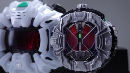 【超练场】使用手表超加速!假面骑士555加速!DX时王表盘变身!