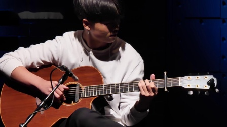 Youngso Kim金永所日本吉他指弹演出Like A Star 格莱德Glider变调夹滑瞬间动变调成点睛之笔