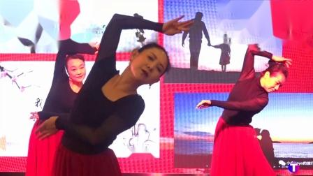 现代舞《爱的人》 表演者:董丽..........