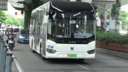 上海公交 巴士五公司 机动车 S2Y-634