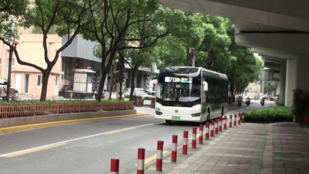 上海公交 巴士五公司 713路 S2Y-0635