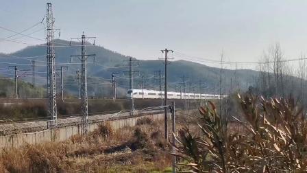 【火车视频集锦】新年铜九、宁安首拍