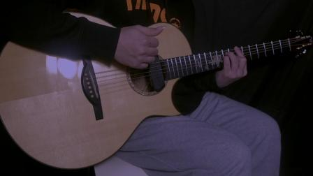 指弹演奏家杨楚骁指弹  Coldplay《Yellow》