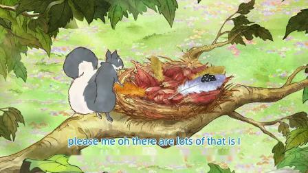 猜猜我有多爱你011. Adventures with Little Nutbrown Hare 'Special Feather'