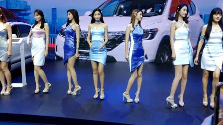 2020第18届广州车展现场歌舞表演17