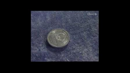 中考物理:吹硬币原理(动漫)