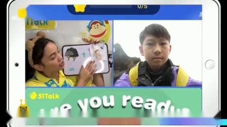 《童趣大冒险》植入广告——51talk在线青少儿英语(9)