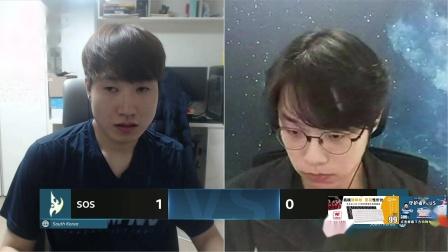 星际2 2月21日IEM2021世界总决赛Day2(1) Dream(T) vs sOs(P) 2021