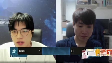 星际争霸 II 2月21日IEM2021世界总决赛Day2(3)Byun(T) vs sOs(P) 2021