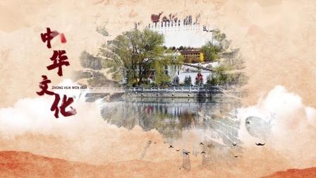 AE860 中国风水墨文化宣传片头AE模板