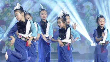少儿舞蹈-----喜鹊喳喳喳