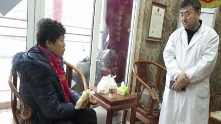 天津市张女士脑梗死不能吞咽不能喝水不能吃饭