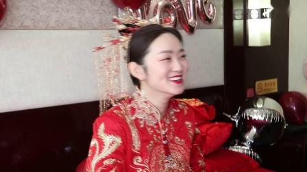 王丁&许雅淇迎娶婚礼篇2021.01.18