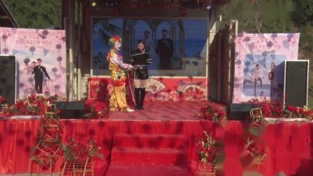 婚礼上的魔术表演37
