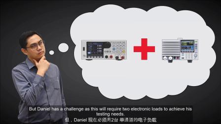 双通道电子负载,以测试双路输出电源模块的电压和电流供电特性(第3/4部分)