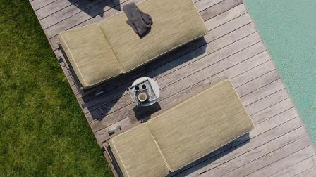 Flexform | 阿尔萨里奥湖畔的私人住宅