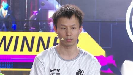 DOTA2-DPC中国联赛 正赛 iG vs Magma 选手采访
