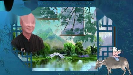 新年献唱京剧【四郎探母】杨延辉坐宫院自思自叹---荆州市高从斌演唱