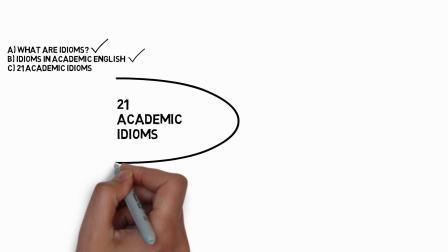 21 Academic English Idioms