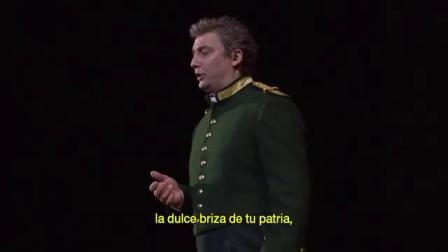 尤纳斯.考夫曼《圣洁阿依达》  威尔第歌剧《阿依达》 指挥:Michele Mariotti 2021年2月18日法国巴黎国家歌剧院