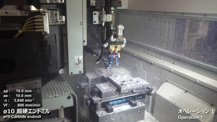 R650X2 一台机床加工两种工件/Two Part on One Machine