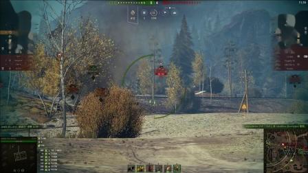 坦克世界 秃比-3A强中强高手分析与对比