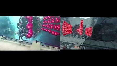 【游侠网】《尼尔:人工生命》原版vs新版实机视频对比-_高