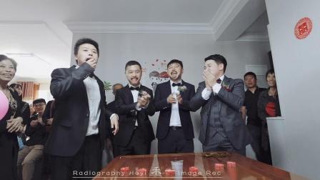 Cao men long & Shen Ye 婚礼快剪