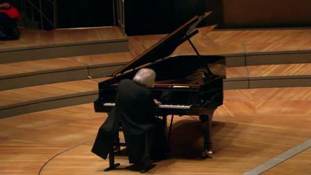 索科洛夫 舒伯特四首即兴曲, Op. 90, D. 899 2013年6月5日柏林爱乐大厅独奏音乐会 - Grigory Sokolov