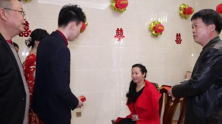 张志东 赵珊珊婚初十