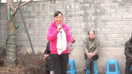 越剧名段【前盘夫索夫】 宁波戏迷在西塘河公园演唱