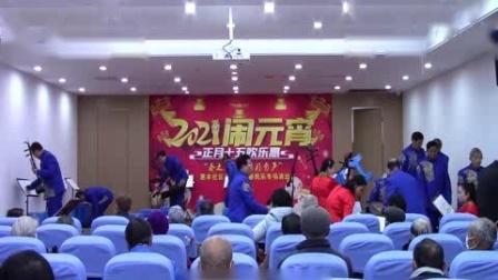 苏州浒关惠丰月月有声艺术团庆元宵文艺活动之一