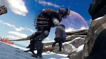 《深海迷航:冰点之下》新预告