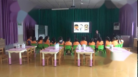 大班美术《我的老师》-幼教优质课(2020年)