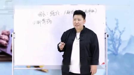 刘红云董氏奇穴之公孙穴
