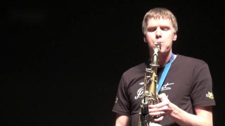 德瑞克‧布朗 Derek Brown - 掌声响起 @ 2017 中国大师班巡迴演奏会