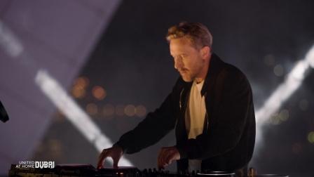 【跳动Dd音符】David_Guetta-迪拜帆船旅馆顶楼DJ现场HDR.2160p