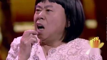 小品《骗色》潘长江扮美女勾引老头,看看他的女人装太辣眼了吧
