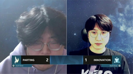 StarCraft II 2月26日IEM2021世界总决赛12进8 Parting(P) vs INnoVation(T) 2021